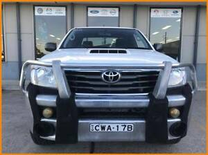 From $585 Per Month on Finance* 2014 Toyota Hilux Ute