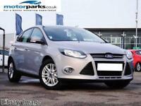 2011 Ford Focus 1.6 Zetec 5dr Manual Petrol Hatchback