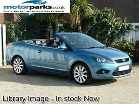 2010 Ford Focus Coupe Cabriolet 2.0 TDCi CC-3 2dr (DPF) Manual Diesel Cabriolet