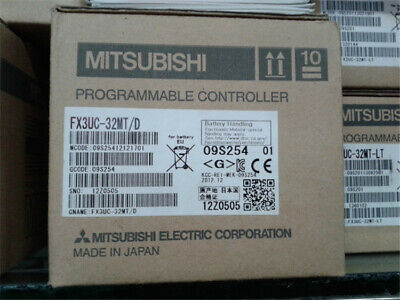 Fast Ship Mitsubishi Plc Fx3uc-32mtd New Free Expedited Shipping