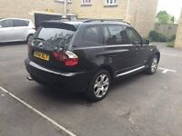 STUNNING BMW X3 2.5 PETROL MAY SWAP FOR UR 7 SEATER + CASH MY WAY ZAFIRA SMAX AUDI BMW FOCUS ASTRA