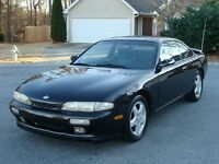 Looking to buy a Nissan 240SX