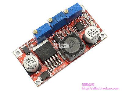 Lm2596 Dc Dc Step Down Adjustable Cc Cv Power Supply Module Converter Led Driver