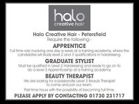Hair and beauty salon recruiting