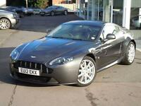 2012 Aston Martin V8 Vantage Coupe 2dr (420) Manual Petrol Coupe