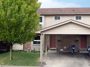 Immaculate, Well maintained 3 bedroom Townhouse