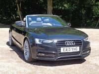 2013 Audi A5 2.0 TDI 177 S Line Special Edi Automatic Diesel Convertible