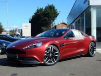 2016 Aston Martin Vanquish V12 (568) 2+2 2dr Touchtronic Automatic Petrol Coupe