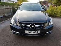 2012 Mercedes-Benz E-Class E220 CDI BlueEFFICIENCY Execut Automatic Diesel Saloo