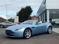 2007 Aston Martin V8 Vantage Roadster 2dr Sportshift Automatic Petrol Roadster