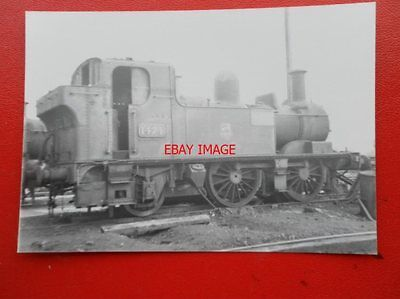 PHOTO  GWR COLLETT CLASS 14XX 0-4-2T LOCO 1474 AT SOUTHHALL 21/4/63