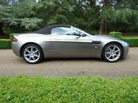 2007 Aston Martin V8 Vantage Roadster 2dr Manual Petrol Roadster