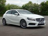 2013 Mercedes-Benz A-Class A220 CDI BlueEFFICIENCY AMG Sp Automatic Diesel Hatch