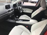 2017 Mazda 3 2.2d Sport Nav 5dr (Leather) Manual Diesel Hatchback