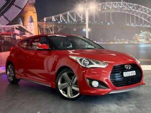 FROM $74 P/WEEK ON FINANCE* 2013 HYUNDAI VELOSTER SR TURBO Blacktown Blacktown Area Preview