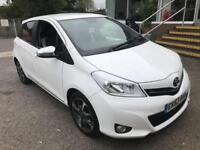 2013 Toyota Yaris 1.33 VVT-i Trend 5dr Manual Petrol Hatchback