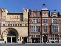 Kitchen Porter / Chef Assistant at the Whitechapel Gallery