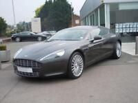 2011 Aston Martin Rapide V12 4dr Touchtronic Automatic Petrol Saloon