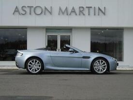 2014 Aston Martin V8 Vantage Roadster 2dr (420) Manual Petrol Roadster