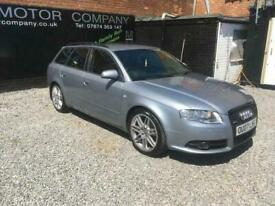2007 Audi A4 2.0 TDi 170 S Line Special Edition 5dr ESTATE Diesel Manual
