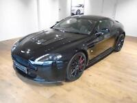 2014 Aston Martin V12 Vantage S Coupe S 2dr Sportshift III Automatic Petrol Coup