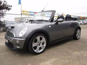 2007 MINI Convertible Cooper S R52 MY05 – FINANCE ESTIM. $79pw* South Geelong Geelong City Preview
