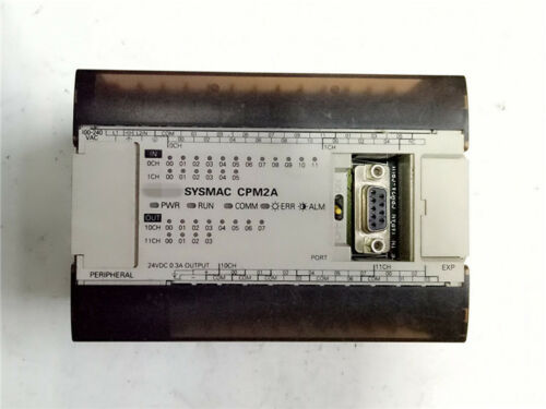 1pc Used Omron Cpm2a-30cdr-a