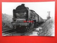 Photo Lms Patriot 4-6-0 Loco No 5524 Blackpool Hest Bank 1937 -  - ebay.co.uk