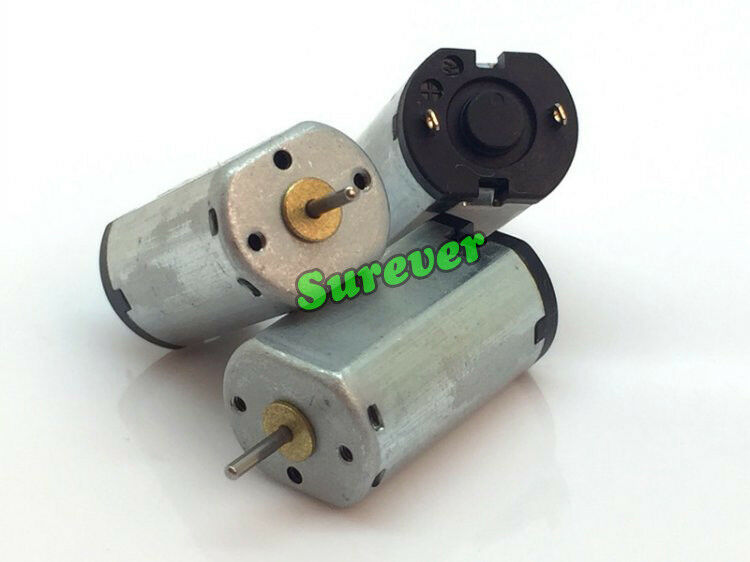12mm Micro N30 Motor DC 3V-12V 26000RPM High Speed Metal Brush Electric DC Motor