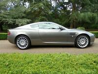 2007 Aston Martin DB9 V12 2dr Touchtronic Automatic Petrol Coupe
