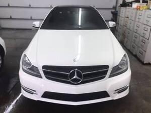 2014 Mercedes C350 4Matic **Coupé**