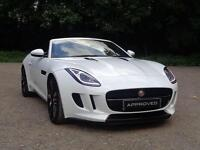 2016 Jaguar F-TYPE 3.0 Supercharged V6 2dr Low Mi Automatic Petrol Convertible