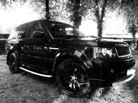 Range Rover sport 2010 hse with autobiography kit 1 previous owner hpi clear