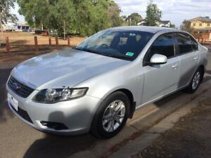 2008 Ford Falcon XT Automatic Dedicated Gas Roadworthy Certificate
