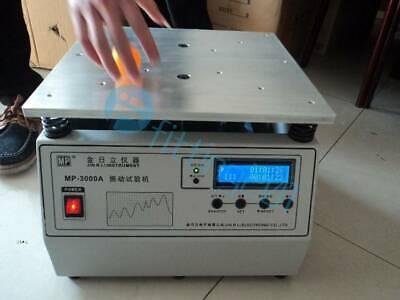110v Mp3000a Electromagnetic Vibration Table Vertical Vibration Testing Machine