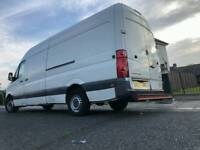 FOR SALE VW CRAFTER 2.5tdi mot till November 249kmileage