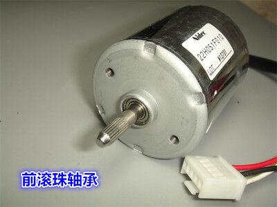 Nidec 22h051f010 22h Bldc Motor 4wire 24v 5000rpm 12v 2200rpm 7.5v 1400rpm