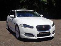 2014 Jaguar XF 3.0d V6 S Portfolio 5dr Automatic Diesel Estate