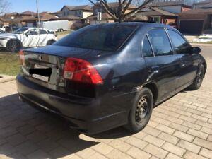 2005 Honda Civic E-TESTED