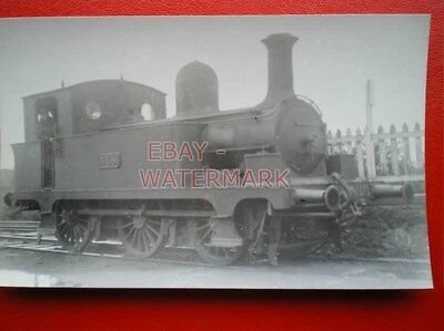 POSTCARD RP GREAT SOUTHERN RAILWAY IRELAND LOCO NO 558 AT KILLESHAUNDRA 26/9/34