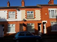 2 Bed Terraced House, Belgrave, Leicester. 18 Royal Road, LE4 5DP