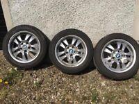 BMW 5x120 Alloy Wheels