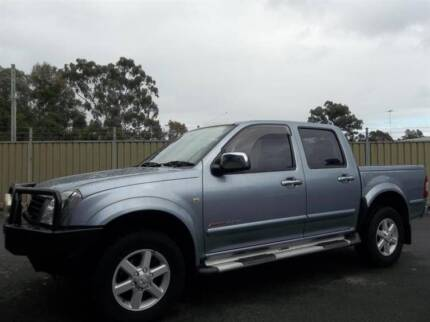 From $64p/w ON FINANCE* 2005 Holden Rodeo Ute Blacktown Blacktown Area Preview
