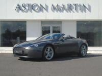 2009 Aston Martin V8 Vantage Roadster 2dr Sportshift (420) Automatic Petrol Road