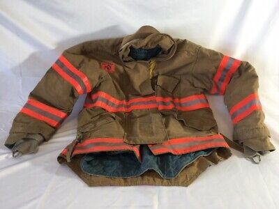 Morning Pride Fire Fighter Turnout Jacket 1996 - Size 46
