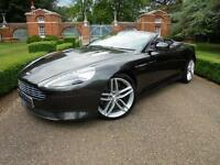 2013 Aston Martin DB9 V12 2dr Volante Touchtronic Automatic Petrol Convertible