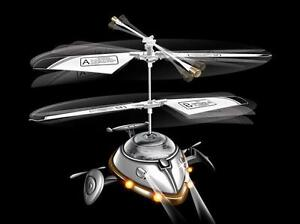 RC RTF 3.5CH Gyro Micro UFO Helicopter BRAND NEW