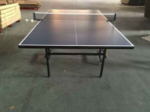 tennis tables ping pong free 4 rockets and 6 balls 5195774869