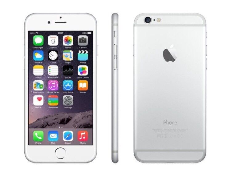 iPhone 6 like new with apple warranty