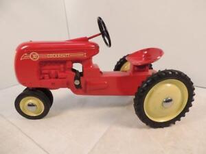 Cockshutt pedal tractor